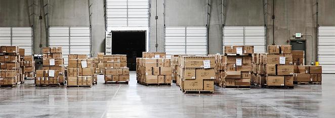 Доставка грузов в торговые сети